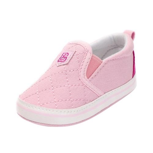Roze Baby Instapper Bootschoenen voor meisjes