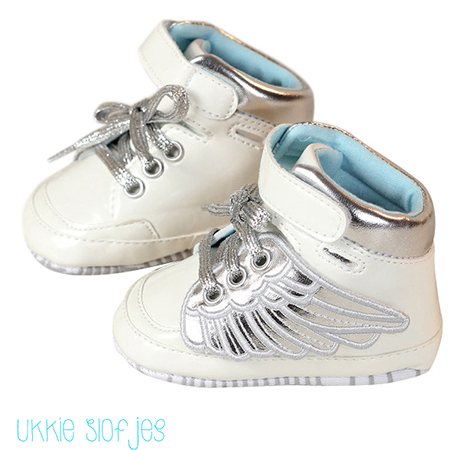 Witte Baby sneakers