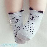 Babysokken Sleepy Grey