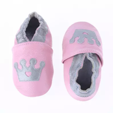 Leren Babyslofjes Princess