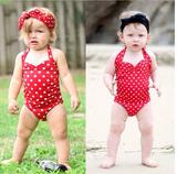 Baby Badpakje Dots