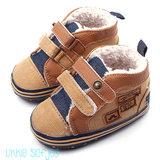 Baby Sneaker Gevoerd