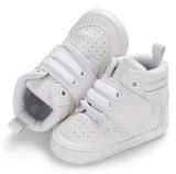 Hoge witte baby sneaker picollo