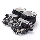 Babyschoenen Black Lace