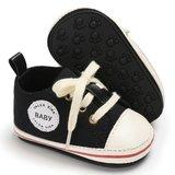 Baby Gympen Binkies Zwart Maat 19,20_