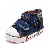 Baby Gympen Navy Blauw