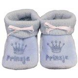 Babyslofjes Blauw Prinsje