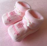 Babyslofjes Newborn Roze Prinsesje