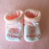 Babyslofjes Newborn prinsesje
