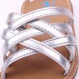 baby sandalen zilver romy