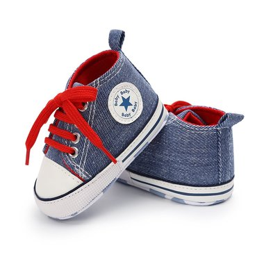 Baby Gympen Chuck Jeans Maat 19-20