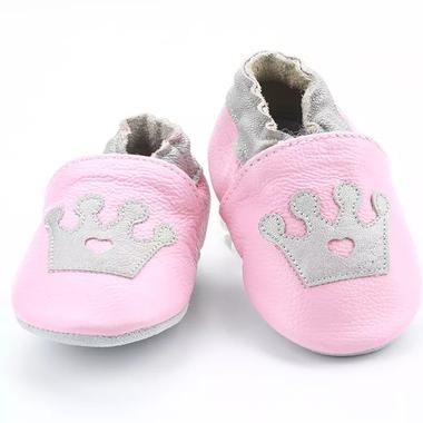 Leren Babyslofjes Princess Maat 19