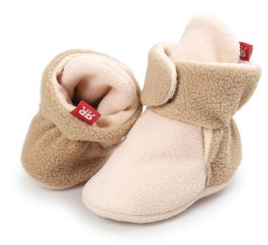 Baby Sloffen Fleece Duo Maat 19-20