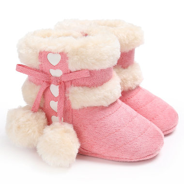 Baby Laarzen Love Pink Maat 19-20