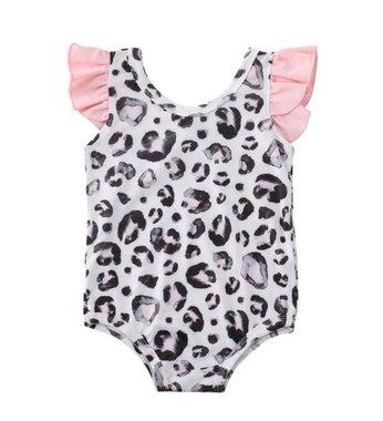 Baby Badpakje Leopard
