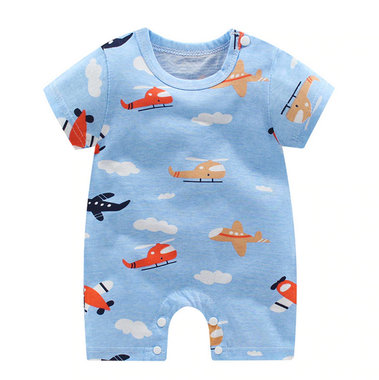 Baby Romper Helicopter