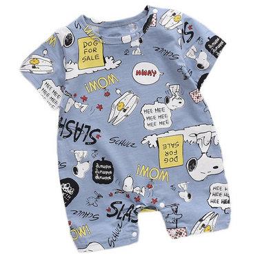 Baby Romper Snoopy Maat 66