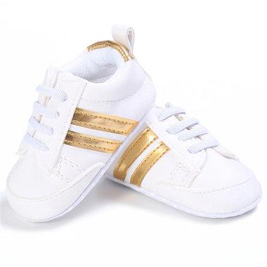 Baby Sneakers Fenna Gold Maat 18