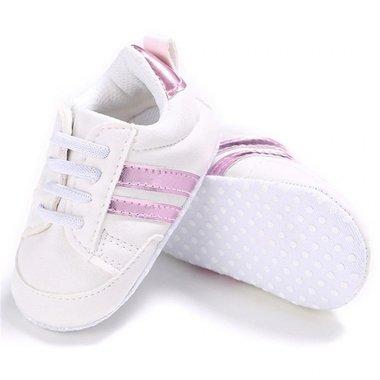 Baby Sneakers Fenna Pink Maat 18-19