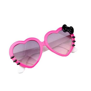 Kinder Zonnebril Kitty Pink