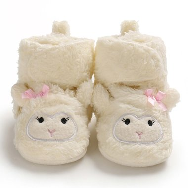 Babysloffen It's so Fluffy! Maat 18
