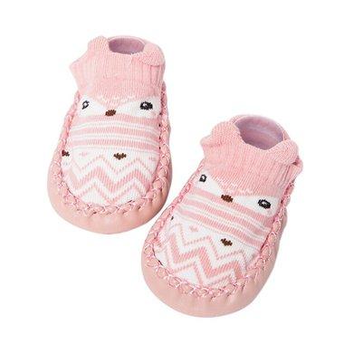 Baby Sloffen Bootles Pink Maat 18