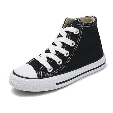 Kinderschoenen Taylor Hoog Black Maat 22