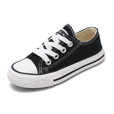 Kinderschoenen Taylor Laag Black Maat 22