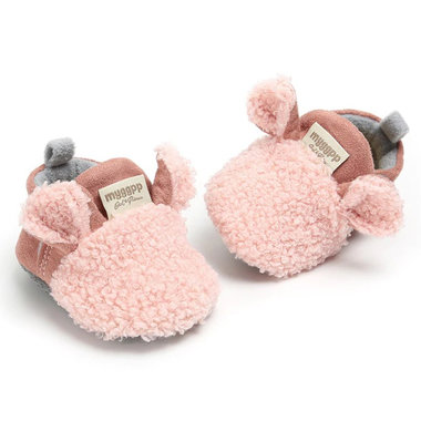 Baby Sloffen Little Sheep Pink