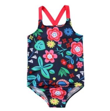 Baby Badpakje Floral Maat 70