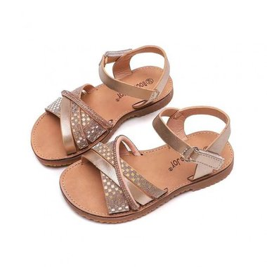 Peuter sandalen Lindy Gold Maat 21-24