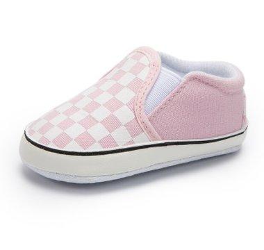 Baby Bootschoenen Blocked Pink Maat 18