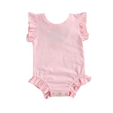 Baby Romper Suikerspin Maat 70-80