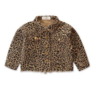 Peuter Jasje Leopard Maat 80