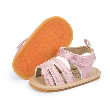 Babysandalen Lisa Pink Maat 20