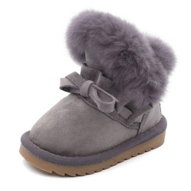 Baby Winter Laarzen Hush Grey Maat 20-22