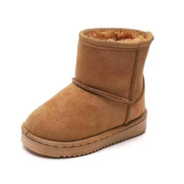 Mini Snowboots Camel Maat 20-24