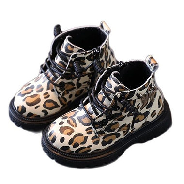 Baby Peuter Laarzen Luipaard Maat 21