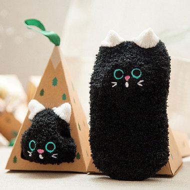Baby Anti Slip Sokken Cat