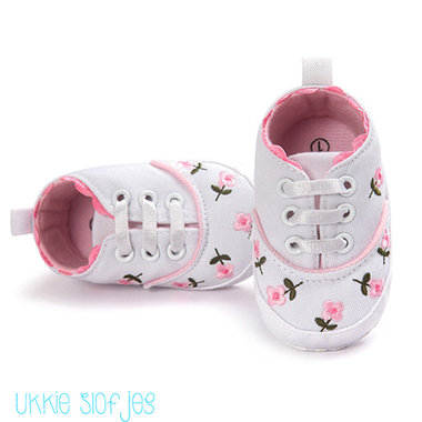 Baby Gympen Flower Maat 18,20