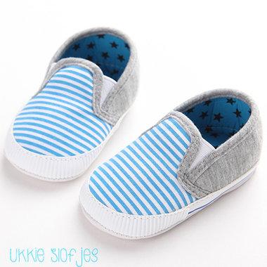 Baby Bootschoenen Striped Maat 18,20
