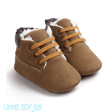 Babyschoenen Timber Winter Maat 19-21