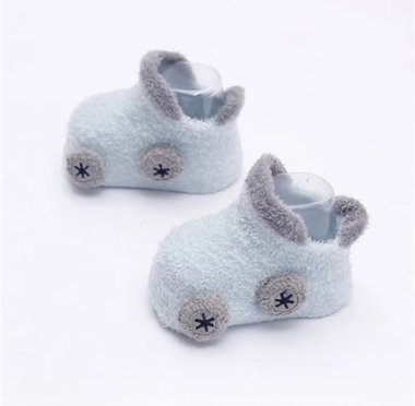 Babyslofjes Fleece Car