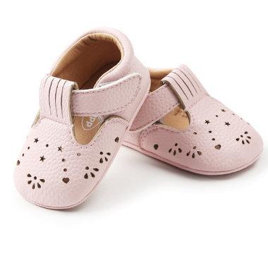 Babyschoenen Yasmin Pink Maat 18,21