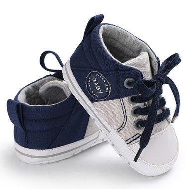 Baby Gympen Dakar Blue Maat 18