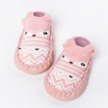 Baby Sloffen Bootles Pink
