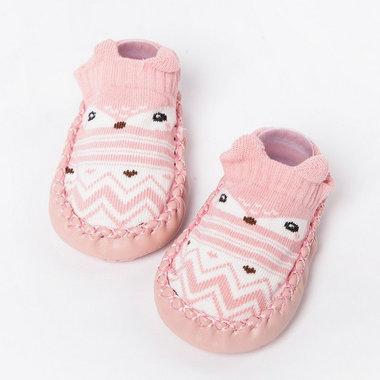 Baby Sloffen Bootles Pink Maat 17