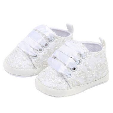 Baby Sneakers Snow White Maat 18 - 20