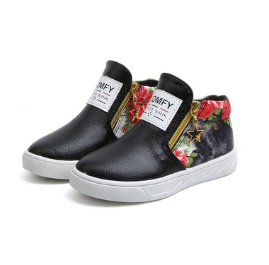 Baby Sneaker Roses Maat 21