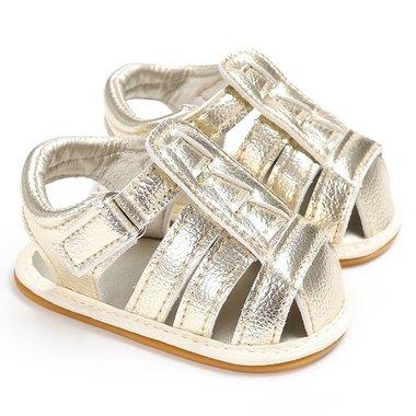 Baby Sandalen Joy Gold Maat 17-20